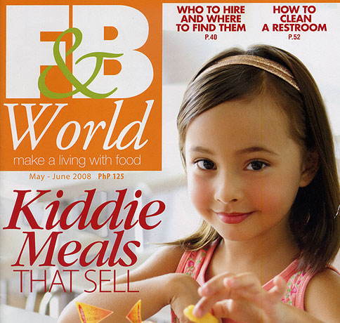 F&B World Cover