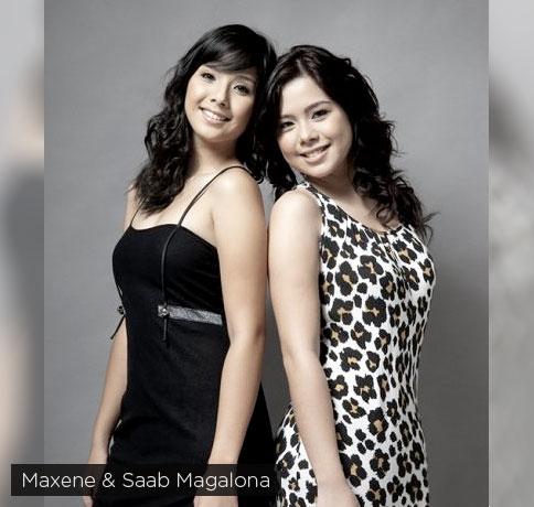 Maxene & Saab Magalona