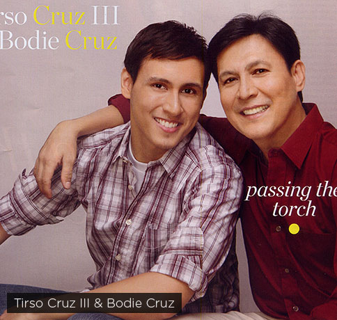 Tirso Cruz III & Bodie Cruz